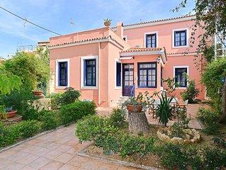 Traditional House at Aegina Port