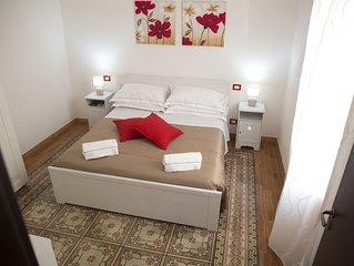 Oltremare appartamenti Trapani si trova vicino al porto ed al centro storico.