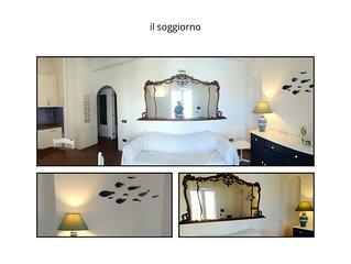 Villa Anna, vacanza a piedi nudi nel Cilento.
