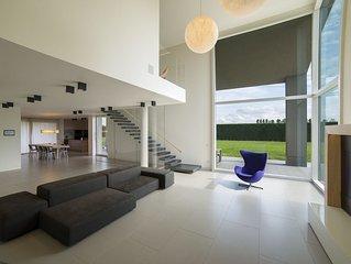 Villa Montecchia Colli Euganei, design & golf