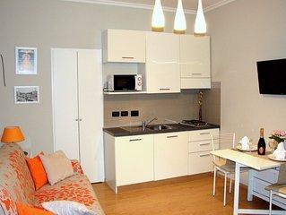 Turin White Classic Apartment