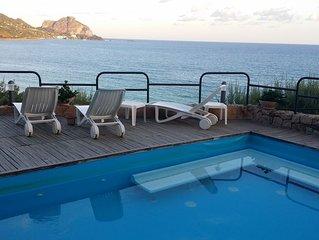 Delizioso appartamento con accesso diretto al mare
