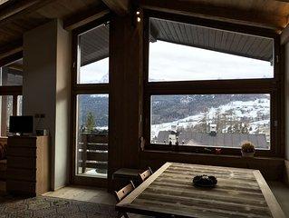 Grande attico bellissimo a Cortina d'Ampezzo