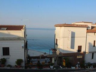 Numana centro, con vista mare e spiaggia inclusa