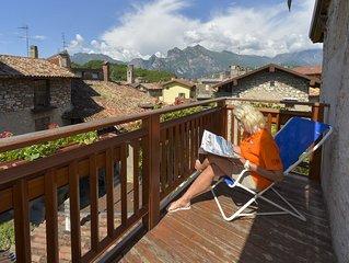 Bikers' paradise Casa dei Foini 6 persons -180 qm Lake Garda