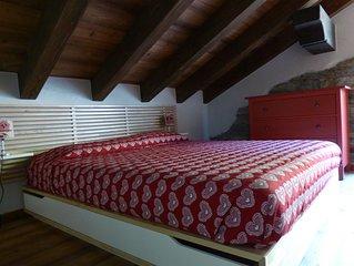 Romantico appartamento in Valle d'Aosta