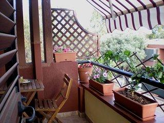 Graziosa e accogliente frontemare/Pretty house sea front/Jolie maison à la mere.