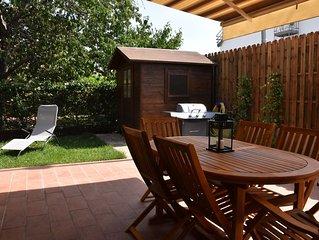 Casa al Mare con giardino privato