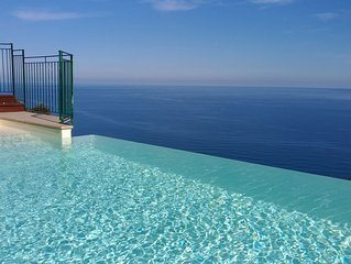 INFINITY POOL IN EXCLUSIVE ONLY FOR TWO LOVERS........