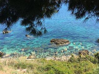 Villa nella riserva Naturale dello Zingaro - Scopello! Accesso privato al mare!