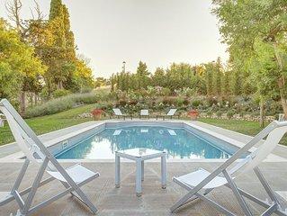 Typical Villa near Cortona