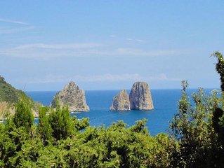 Luxury 'Villa Capri' con Vista Panoramica.