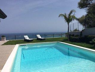 *Luxury* VILLA VITTORIO* Taormina, Etna & Sea view*