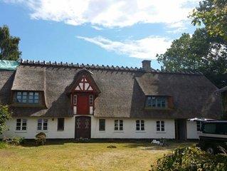 Ferienhof KRONBORG: Gemütliche FeWo in umgebauter Scheune