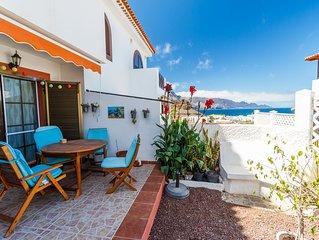 Luxuriöses Apartment mit Garten