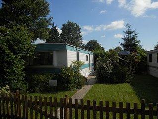 Mobilheim 158 im 5-Sterne Park Roompot Beach Resort - Kostenlose WIFI / WLAN
