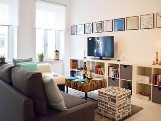 Apartment 4YOU - Gruenderzeit meets Moderne