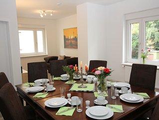 Apartment in Berlin, familienfreund, günstig, zentrale Lage, bis 12 Personen