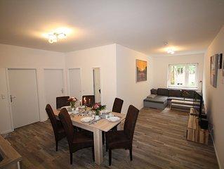 Apartment in Berlin, familienfreund, günstig, zentrale Lage, bis 9 Personen
