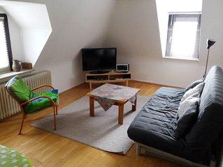 2 Zimmer Messe- Ferien- Monteurswohnung in Düsseldorf, nah bei Messe und Airport