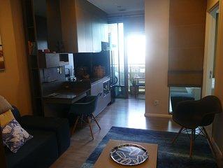 Appartement de charme - 21 ème étage -Condominium Luxe - BTS Phra Khanong -