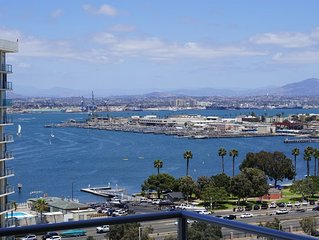 Coronado Shores 15th Fl., stunning bay + city views, new modern remodel.