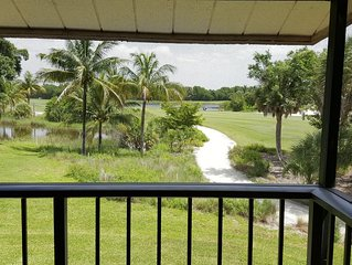 Golf Course View - Private and Quiet