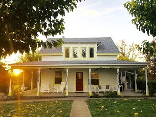 Charming Amador Farmhouse! Located on the Shenandoah Valley Wine Trail.
