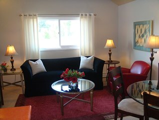 Anchorage Downtown Deluxe Furnished One Bedroom Apartment