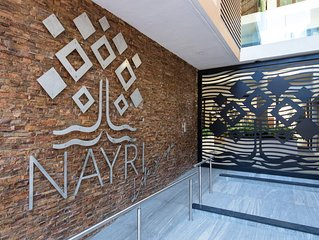 Luxury and Modern Condominium Nayri 301 in Romantic Zone of Puerto Vallarta.