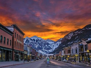 Telluride's 'Blue Collar Boutique' = Full experience at a fraction of the price