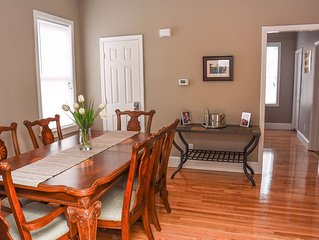 Newly Renovated 2B Apt in Fed Hill  close to Downtown and PVD Airport