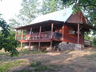 Osage Creek Cabins - Cozy cabin 1.5 miles from Buffalo River National Park