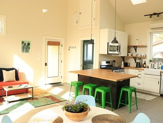 Big Living, Small House; A Modern Dwelling Experience