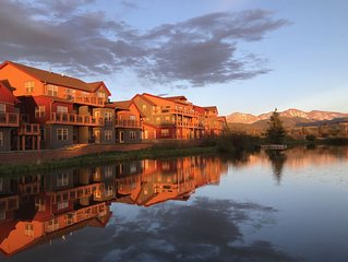 Waterfront Mountain Getaway near Winter Park: Awesome Views and Location: