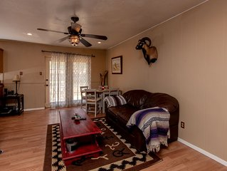 Cozy Stephenville Home with the cowboy capital experience!