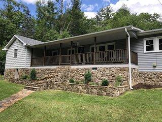 Escape to Linville Falls & Jonas Ridge, NC!