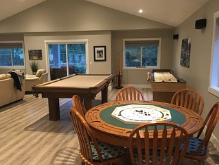 Amazing Shannon Lake Retreat - 3 bedrooms and full Recreation room