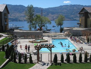 Barona Beach - Two Bedroom Lake Okanagan Waterfront in Kelowna
