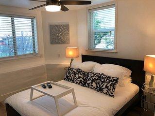 Sacramento Modern 'Hotel Style 1 Bedroom'