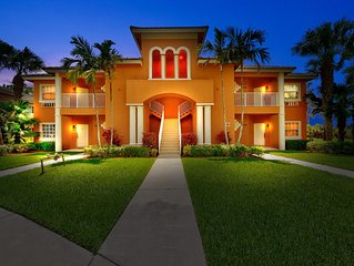 1 Bed 1.5 Bath Condo in Castle Pines Gated Community in St. Lucie West