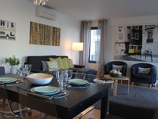 Baixa Comfort Apartment with private parking
