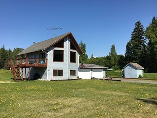 This lovely � Alaskan serenity home � is a perfect � getaway to enjoy �