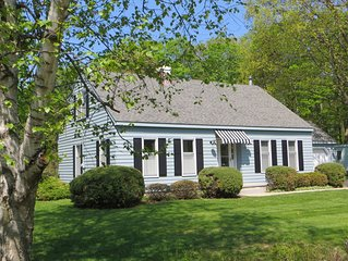 ***** STAR Rated Cottage in Beautiful Charlevoix