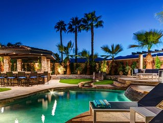 Rancho Mirage - Modern Design Resort Oasis
