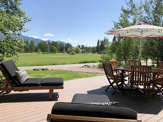 Golf Resort 4bd Home- 20 to Minutes to Glacier Park and 10 Minutes to Whitefish