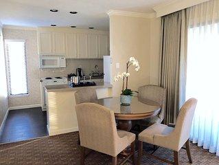 Charming 1 Bedroom Suite at Silverado Resort in Napa Valley