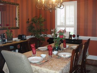Dilworth/Myers Park B&B Now Open for Corporate and Vacation!