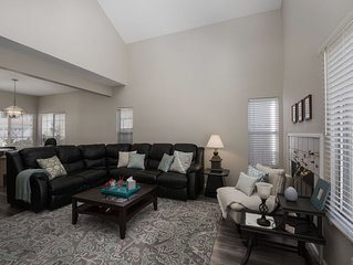 Spacious and cozy 4BR/2.5BA home in South Bay