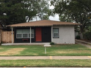 Bungalow in the Heart of Lubbock